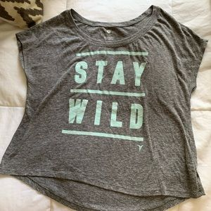Old Navy Stay Wild top